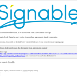 E-signature is here!