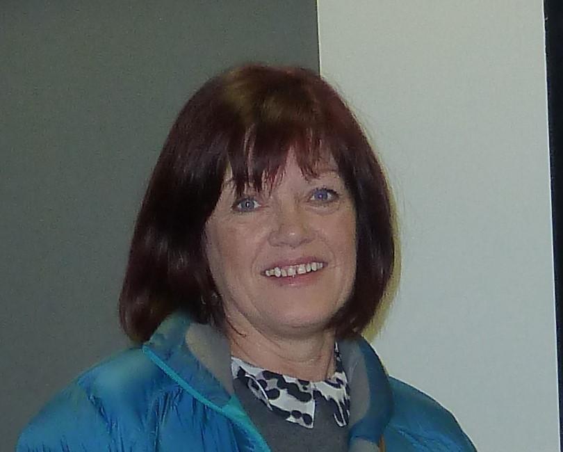 Pat Butler, Director for Derbyshire Community Bank
