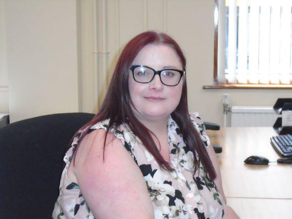 Leah Taylor, Director of Derbyshire Community Bank